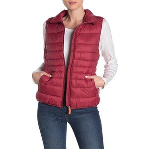 Save The Duck Giga Quilted Women's Puffer Vest XXL